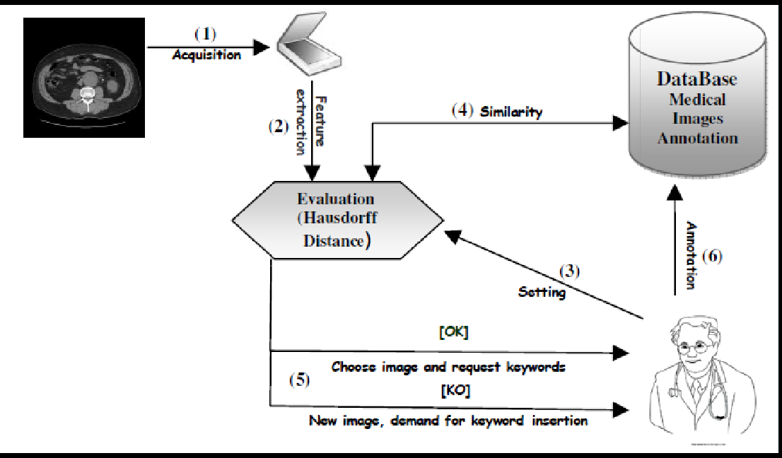 Figure 3 for Using Hausdorff Distance for New Medical Image Annotation