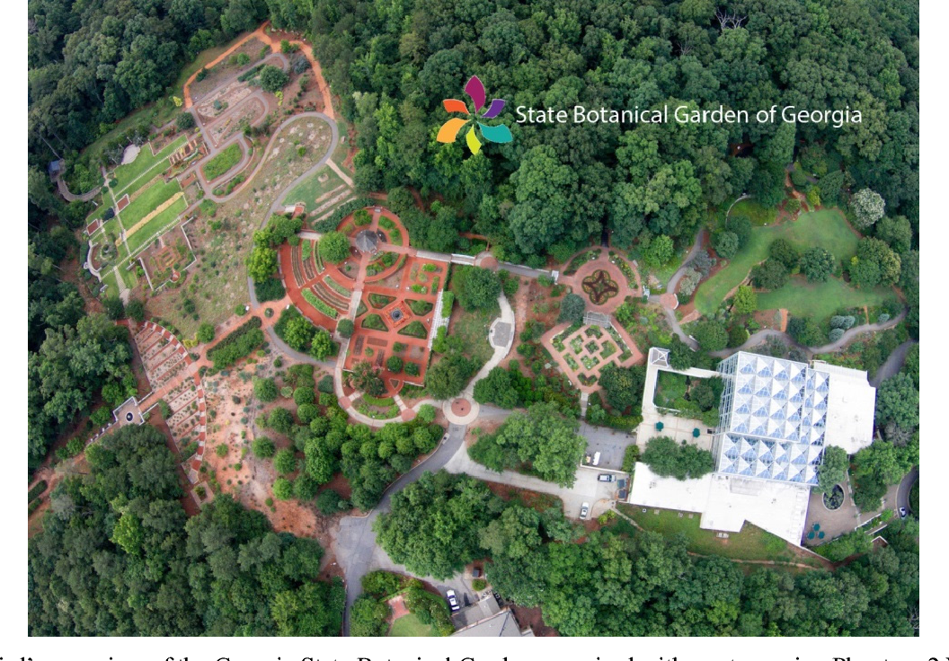 State Botanical Garden Of Georgia Map.Figure 3 From The Future Of Unmanned Aerial Systems Uas For