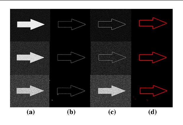 Figure 3 for Interior point search for nonparametric image segmentation