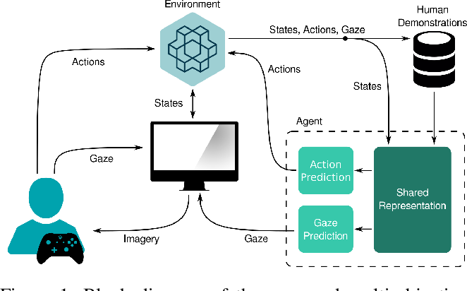 Figure 1 for Gaze-Informed Multi-Objective Imitation Learning from Human Demonstrations