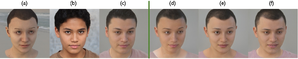 Figure 2 for High Resolution Zero-Shot Domain Adaptation of Synthetically Rendered Face Images