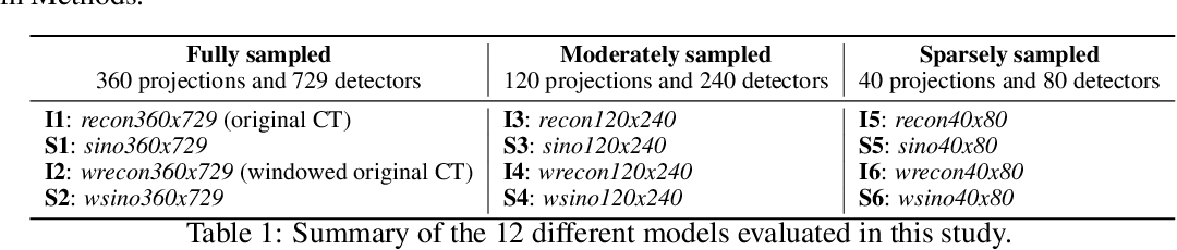 Figure 1 for Machine Friendly Machine Learning: Interpretation of Computed Tomography Without Image Reconstruction