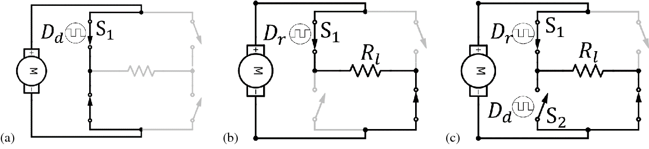 Figure 2 for A Hybrid Dynamic-regenerative Damping Scheme for Energy Regeneration in Variable Impedance Actuators