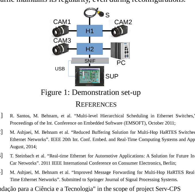 PDF] Demonstrating the Multi-Hop Capabilities of the HaRTES