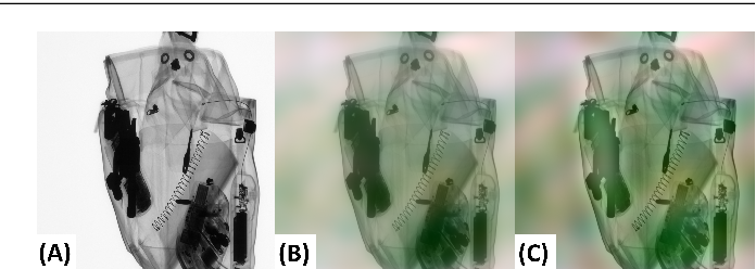 Figure 3 for Unsupervised Anomaly Instance Segmentation for Baggage Threat Recognition