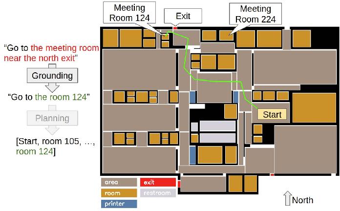Figure 1 for Grounding Implicit Goal Description for Robot Indoor Navigation Via Recursive Belief Update