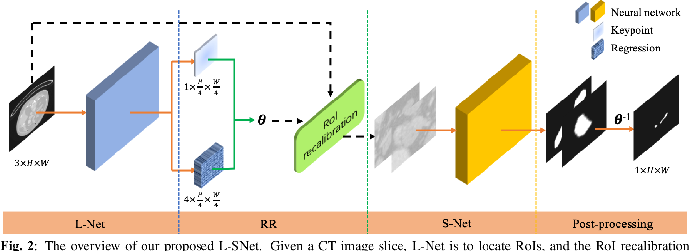 Figure 4 for L-SNet: from Region Localization to Scale Invariant Medical Image Segmentation