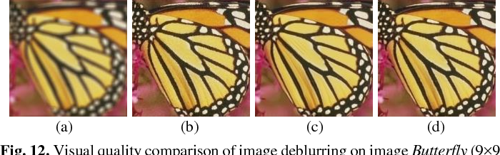 Figure 4 for Image Restoration Using Joint Statistical Modeling in Space-Transform Domain