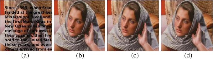 Figure 2 for Image Restoration Using Joint Statistical Modeling in Space-Transform Domain