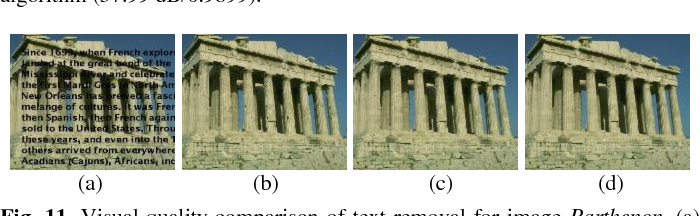 Figure 3 for Image Restoration Using Joint Statistical Modeling in Space-Transform Domain