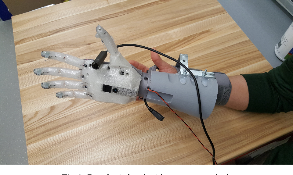 Figure 2 for Towards Creating a Deployable Grasp Type Probability Estimator for a Prosthetic Hand