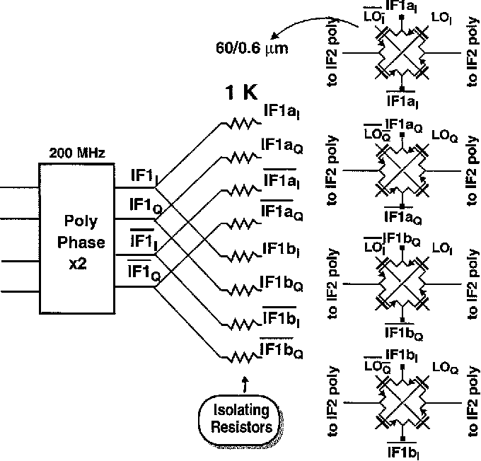 Figure 12 From A 2 4 Ghz Low If Receiver For Wideband Wlan In 6 Spl