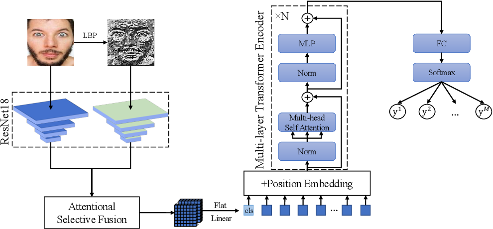 Figure 3 for Robust Facial Expression Recognition with Convolutional Visual Transformers