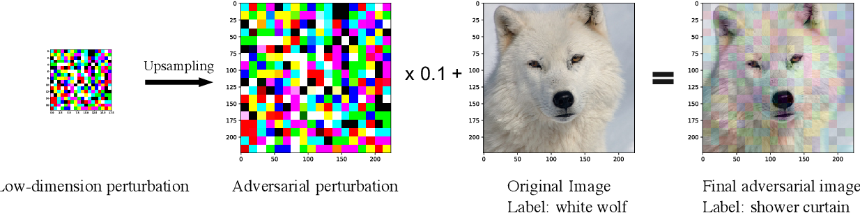 Figure 1 for Black-box Adversarial Attacks with Bayesian Optimization