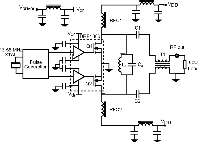 figure 3 from a 13 56 mhz high power and high efficiency