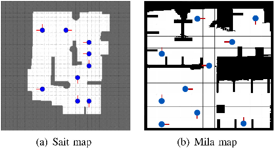 Figure 4 for Deep Active Localization