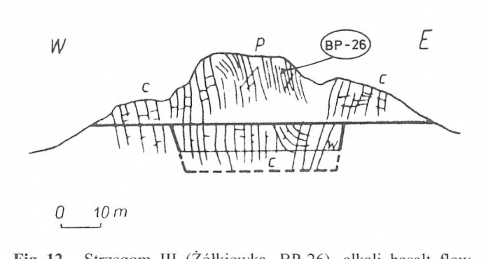 Figure 12 from Radiometric dating of the Tertiary volcanics
