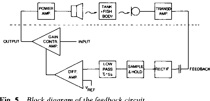 Gain-controlled frequency sweep generator for auditory stimulation