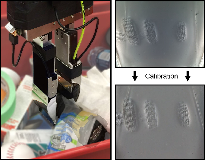 Figure 1 for GelSlim: A High-Resolution, Compact, Robust, and Calibrated Tactile-sensing Finger