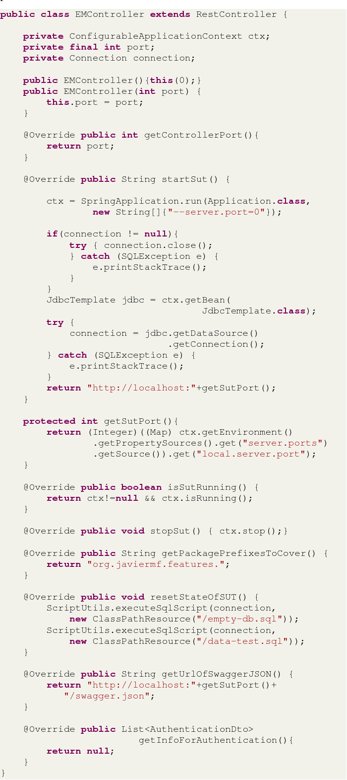 Figure 4 from RESTful API Automated Test Case Generation