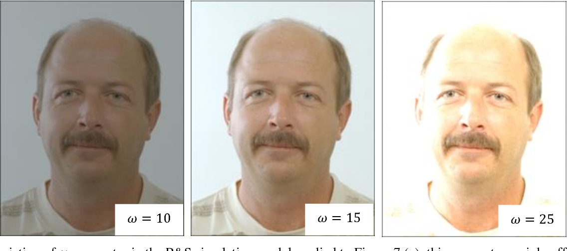 Figure 4 for Face morphing detection in the presence of printing/scanning and heterogeneous image sources