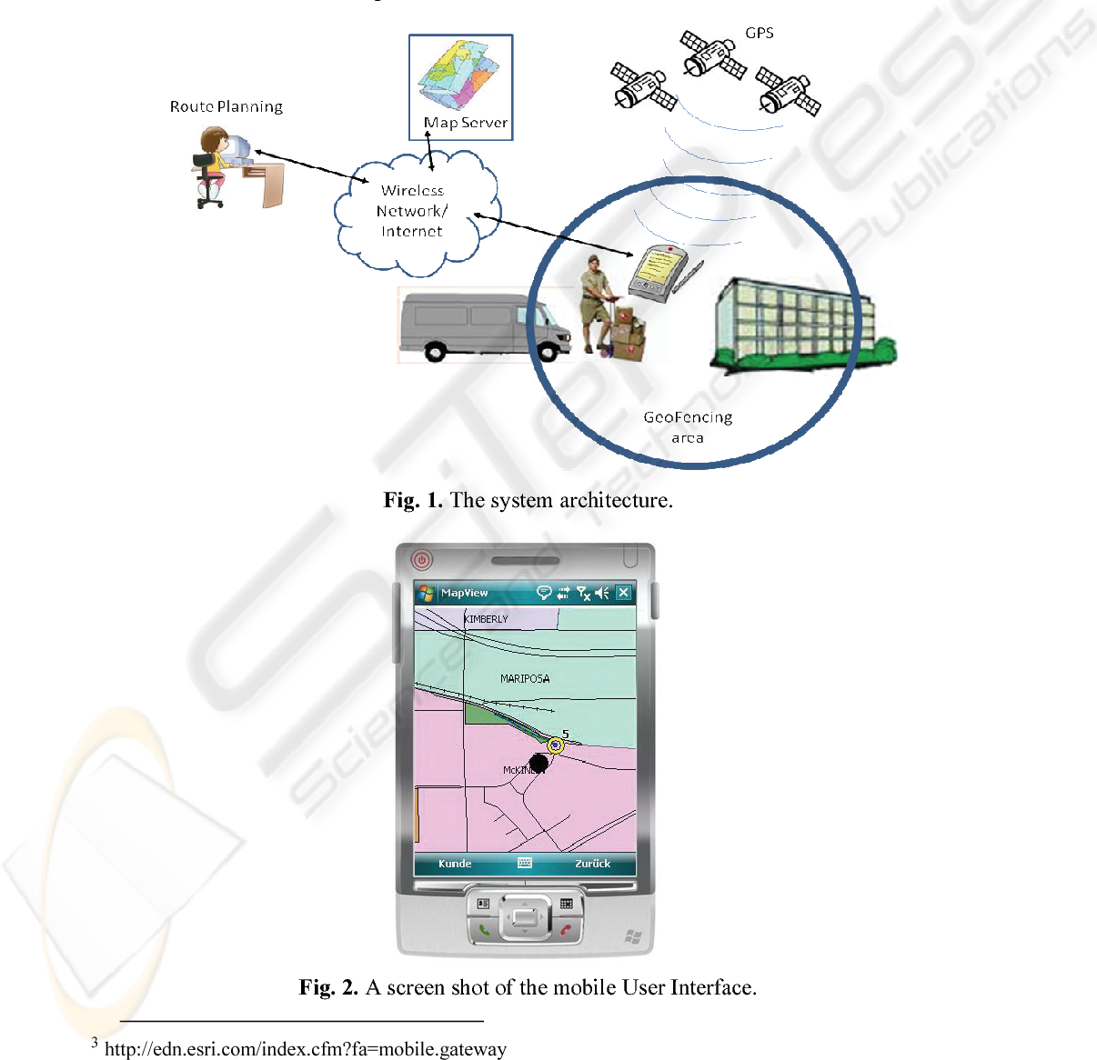 PDF] Using GeoFencing as a Means to Support Flexible Real