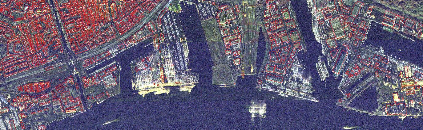 Figure 1 for SpaceNet 6: Multi-Sensor All Weather Mapping Dataset