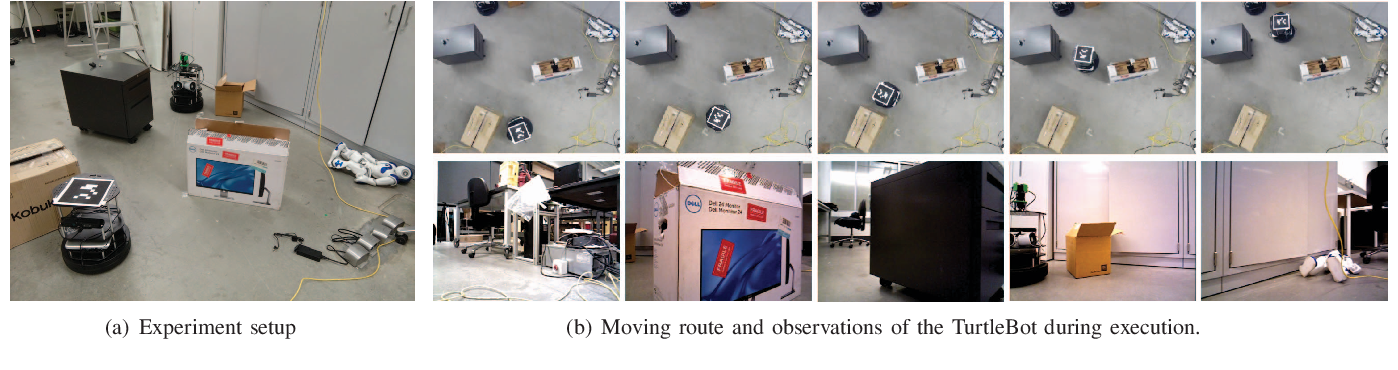 Figure 4 for Sequence-based Multimodal Apprenticeship Learning For Robot Perception and Decision Making