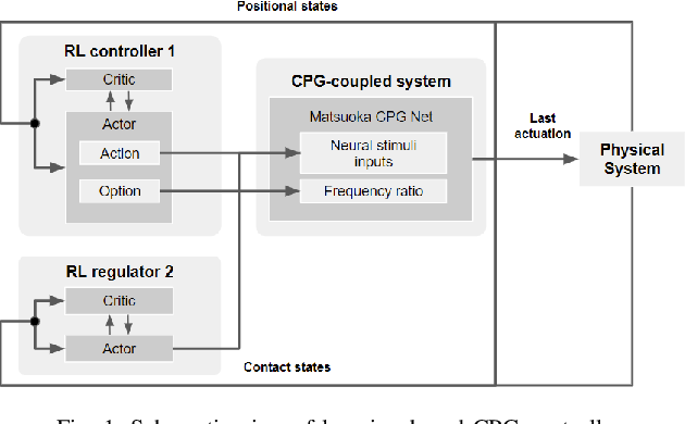 Figure 1 for Learning Contact-aware CPG-based Locomotion in a Soft Snake Robot