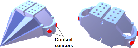 Figure 2 for Learning Contact-aware CPG-based Locomotion in a Soft Snake Robot