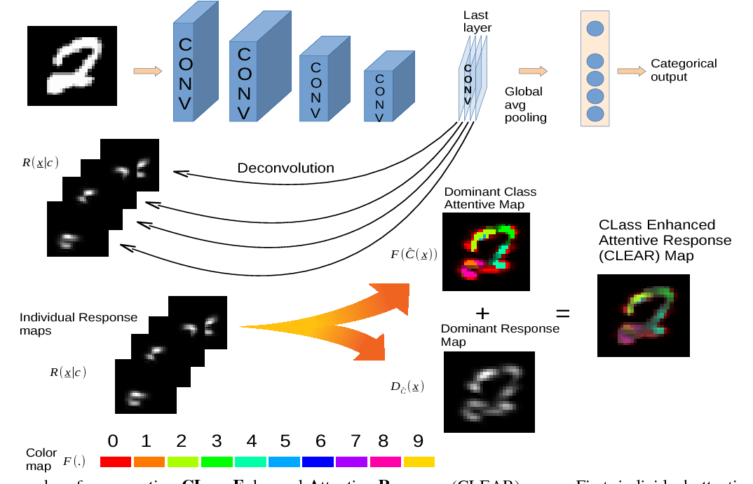 Figure 3 for Explaining the Unexplained: A CLass-Enhanced Attentive Response (CLEAR) Approach to Understanding Deep Neural Networks