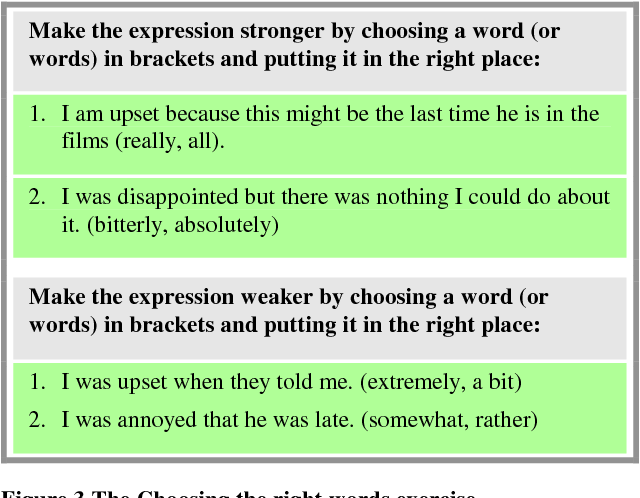 Figure 2 from How to express your feelings (with a little