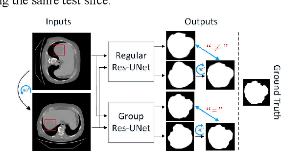 Figure 1 for Beyond CNNs: Exploiting Further Inherent Symmetries in Medical Images for Segmentation