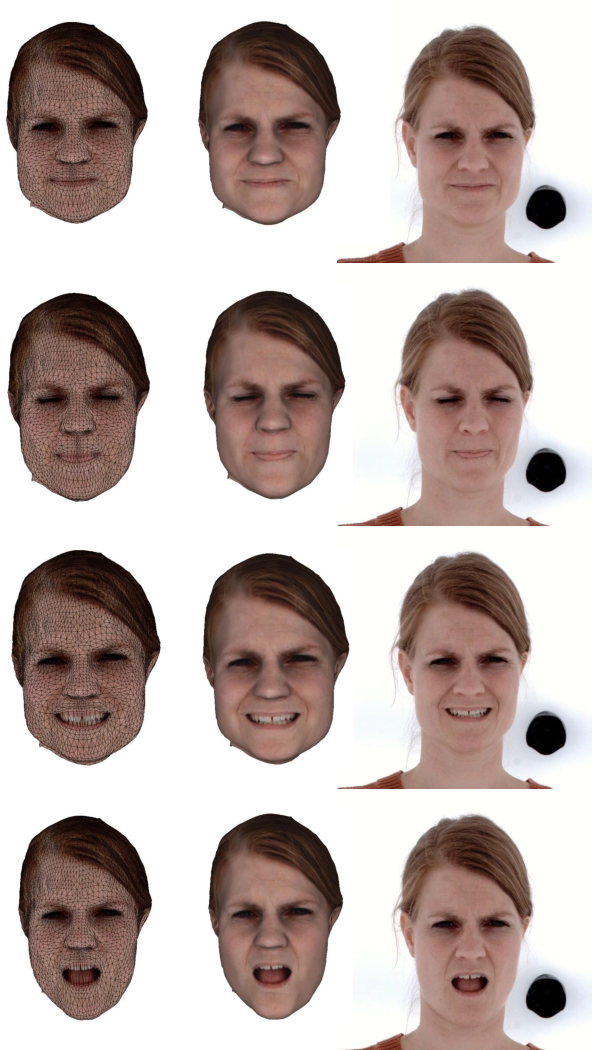 Figure 2 for Neural Face Models for Example-Based Visual Speech Synthesis