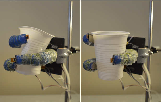 Figure 1 for Safe Grasping with a Force Controlled Soft Robotic Hand