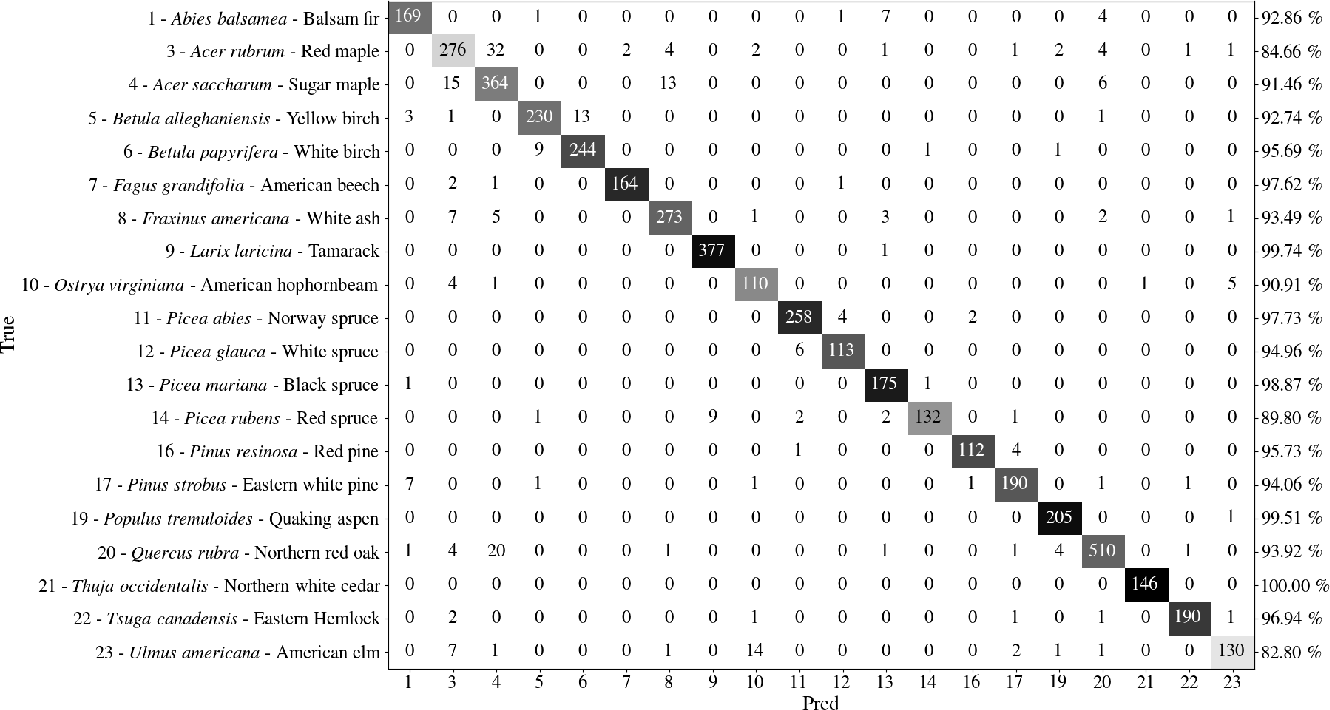 Figure 4 for Tree Species Identification from Bark Images Using Convolutional Neural Networks