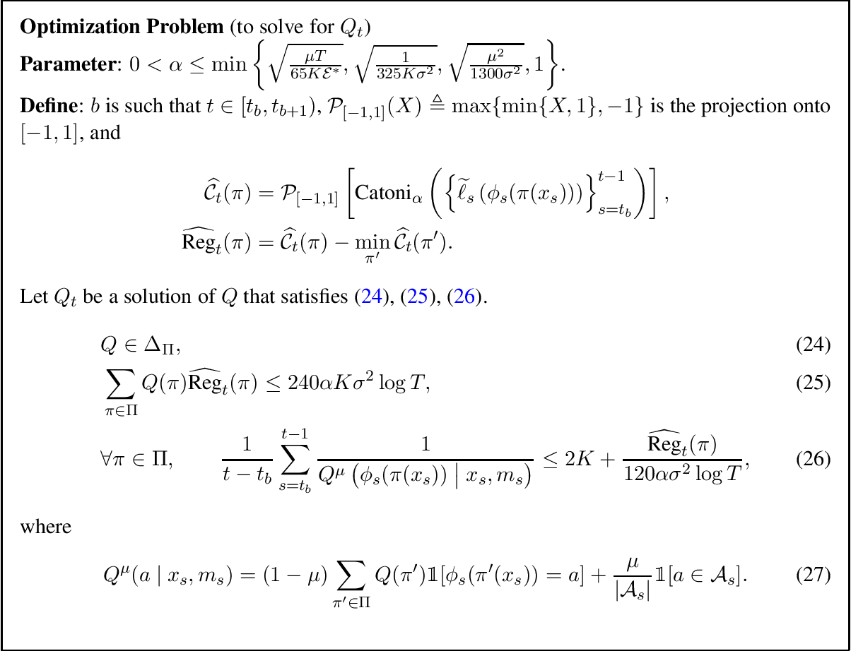 Figure 2 for Taking a hint: How to leverage loss predictors in contextual bandits?