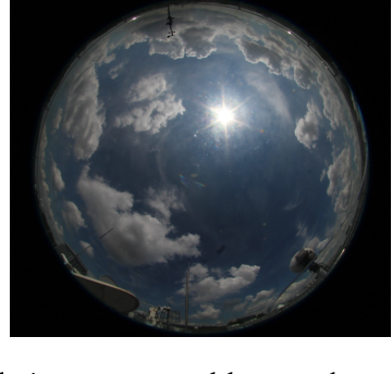 Figure 1 for Detecting Rainfall Onset Using Sky Images