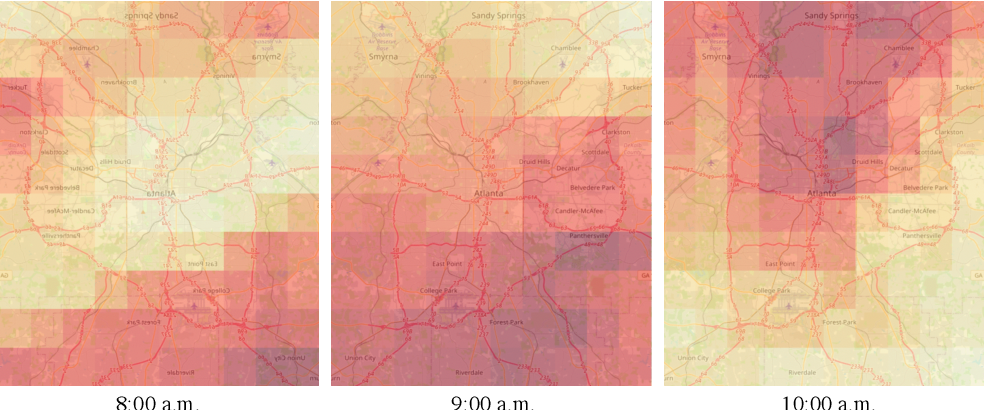 Figure 1 for Solar Radiation Anomaly Events Modeling Using Spatial-Temporal Mutually Interactive Processes