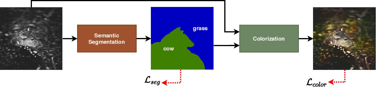 Figure 2 for Semantic-driven Colorization