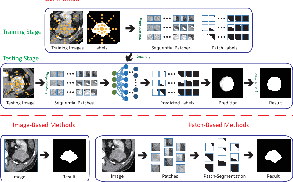 Figure 1 for Interactive Medical Image Segmentation via Point-Based Interaction and Sequential Patch Learning