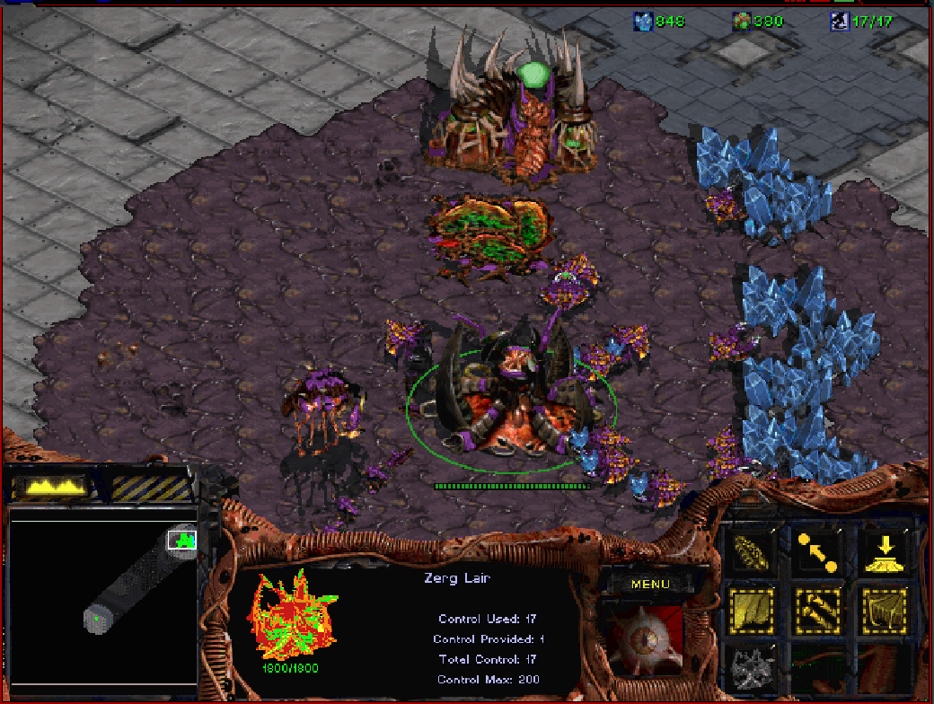 Figure 1 for Macro action selection with deep reinforcement learning in StarCraft