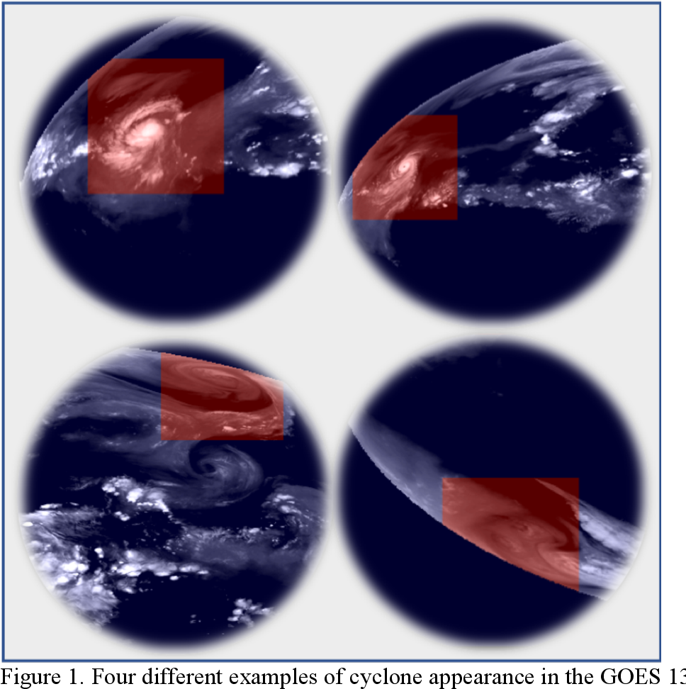 Figure 1 for Tropical and Extratropical Cyclone Detection Using Deep Learning