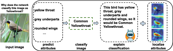 Figure 1 for Where is the Model Looking At?--Concentrate and Explain the Network Attention