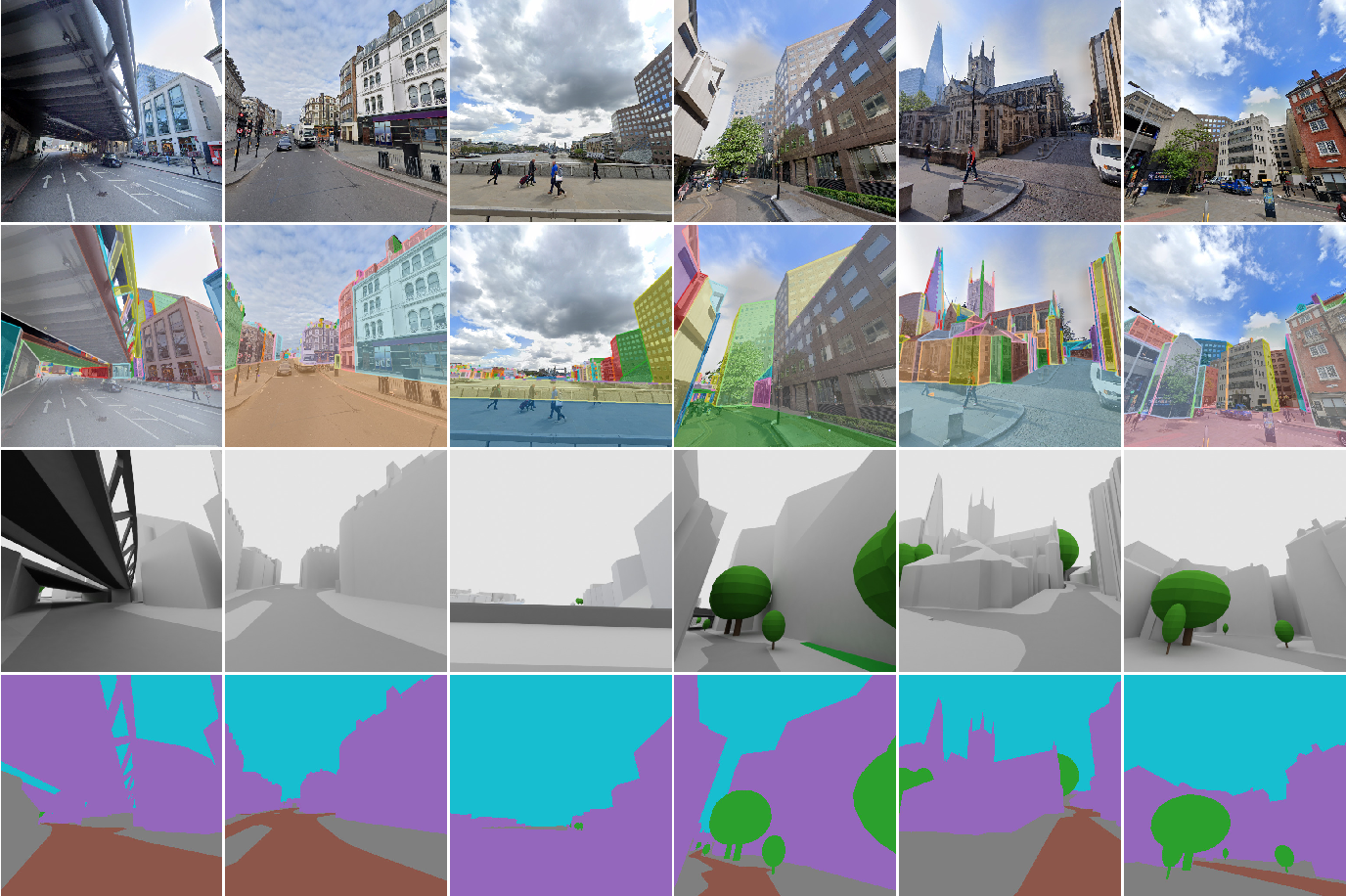 Figure 3 for HoliCity: A City-Scale Data Platform for Learning Holistic 3D Structures