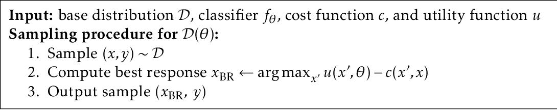Figure 1 for Performative Prediction