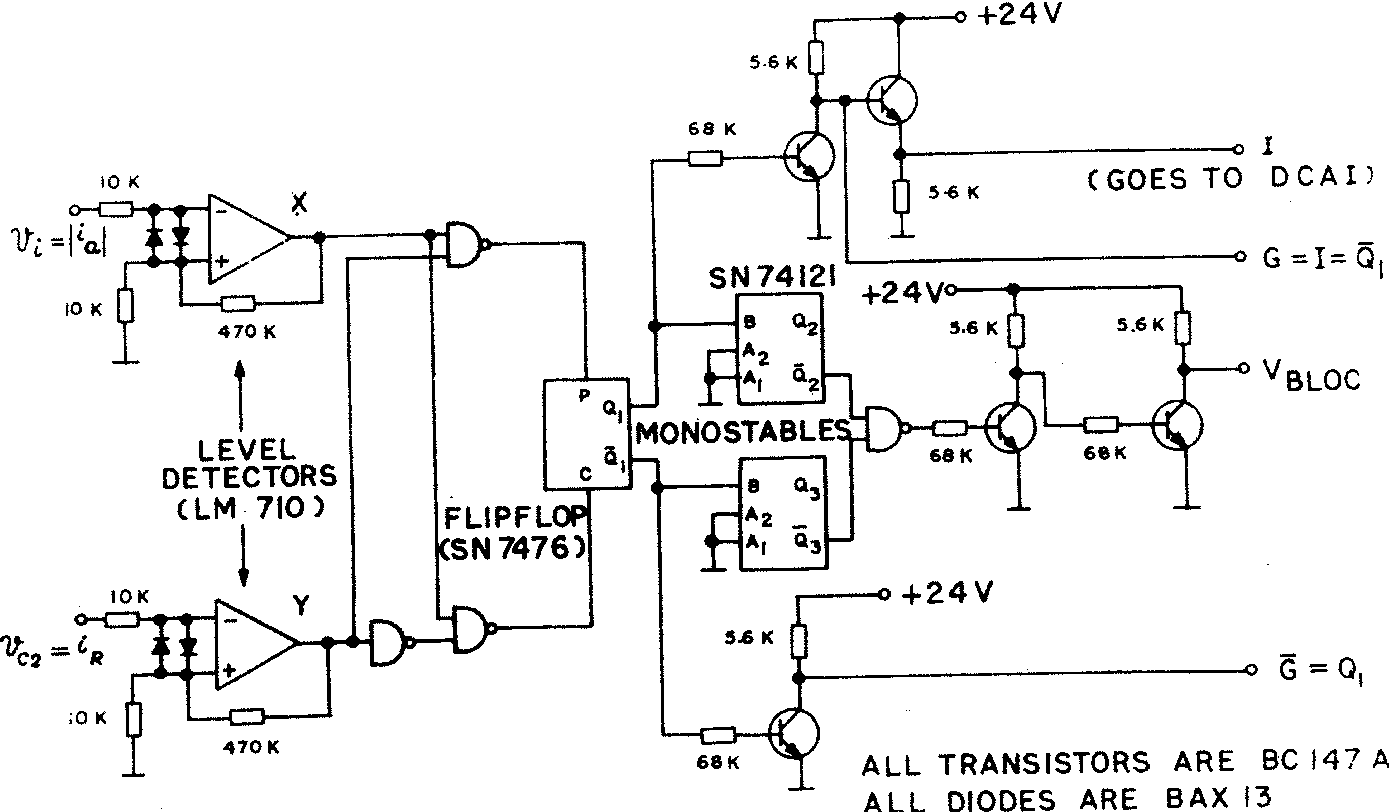 Table 2 From Speed Control Of D C Motor Using Teyristor Dual Circuit Drawing For Dc Controller Figure