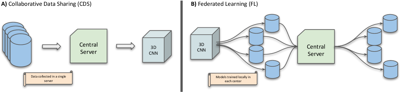 Figure 1 for Federated Learning for Multi-Center Imaging Diagnostics: A Study in Cardiovascular Disease