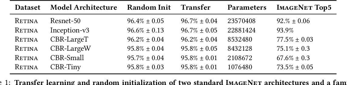 Figure 2 for Transfusion: Understanding Transfer Learning with Applications to Medical Imaging