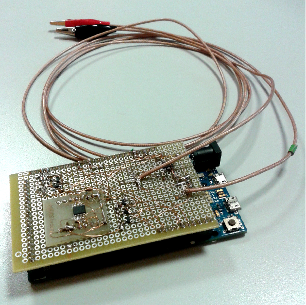 Figure 4 from Arduino-based portable system for